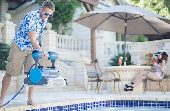 Top 20 Best Automatic Pool Cleaners 2019 | Reviews For Product