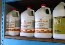 How to Dispose of Muriatic Acid