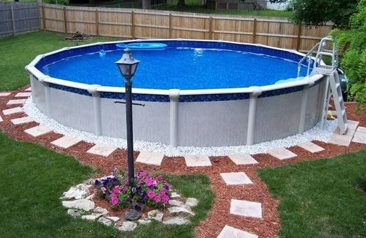 How To Fix An Unlevel Pool Without Draining