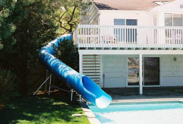 Best Swimming Pool Slides