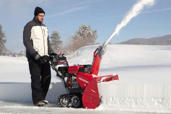 top rated snow blowers