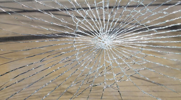 Easy Diy Guide Of Broken Glass Table Top Replacement - How To Remove Metal From Glass Table