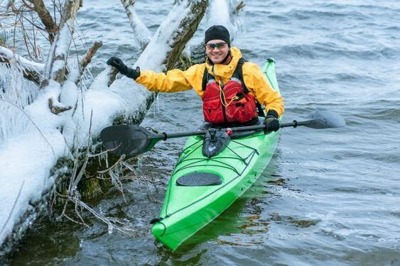 personal flotation device for kayaking
